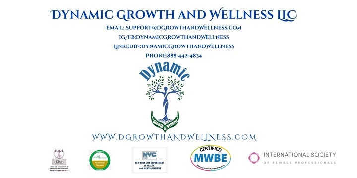 Dynamic Growth and Wellness Healing Conference and Expo VENDORS image