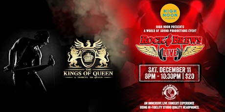 THE KINGS OF QUEEN - A Tribute to Queen tickets