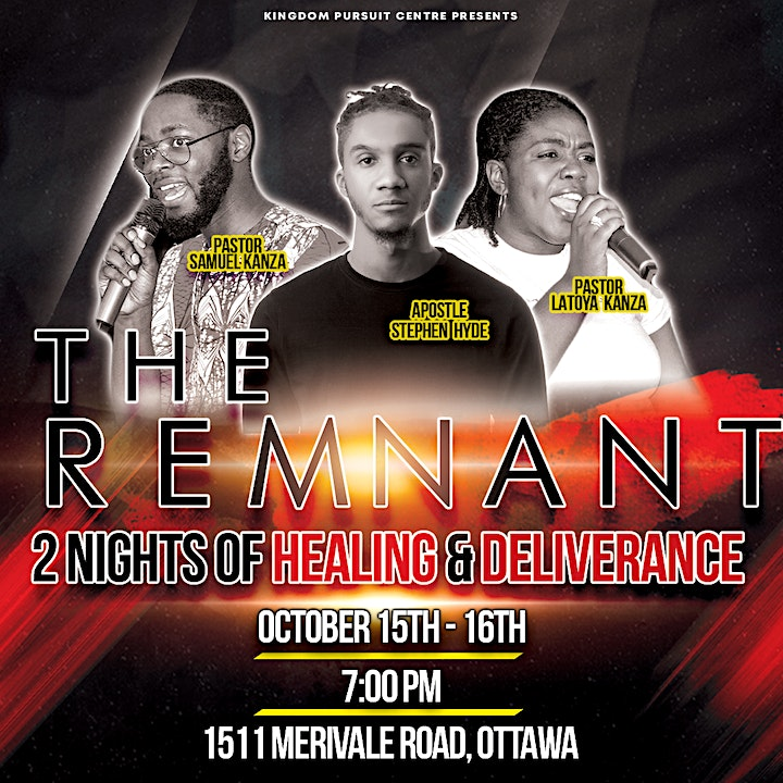 THE REMNANT CONFERENCE image