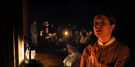 Candlelight Tours (Thursday, October 21 @ 7:30) tickets
