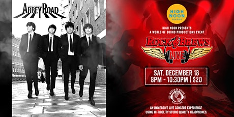 Abbey Road's Christmas with the Beatles tickets