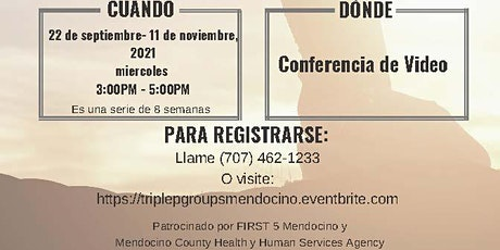 Grupo de Crianza Positiva [22 de septiembre- 11 de noviembre, 2021] entradas