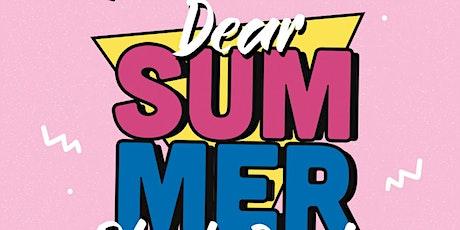 Dear Summer Block Party at H Street Festival tickets