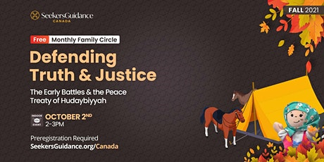 The Prophet's Life for Kids: Defending Truth & Justice - The Early Battles tickets