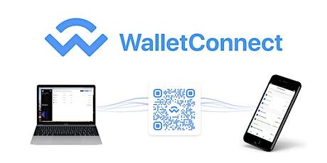 WalletConnect Rooftop Party bilhetes