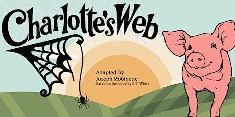 Charlotte's Web tickets