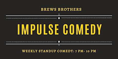 Impulse Comedy Show tickets