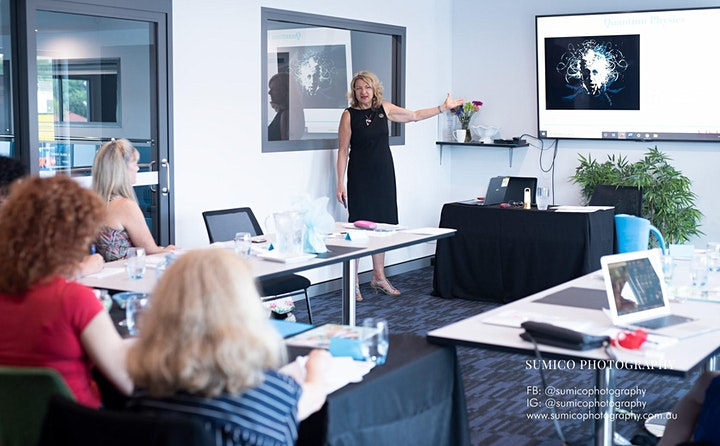 The Vision Workshop: 3 Simple Steps to Discover & Design Your Dream Life! image
