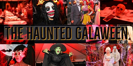 The Haunted Galaween - Halloween Party tickets