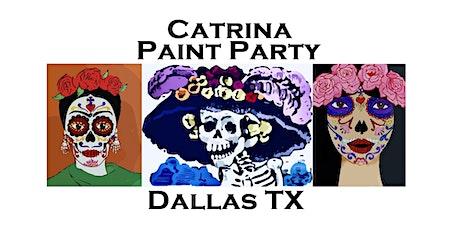 Catrina Paint Party tickets
