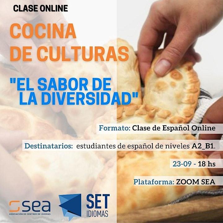 Imagen de COCINA DE CULTURAS.  El sabor de la diversidad.