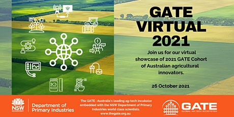 GATE VIRTUAL 2021 tickets