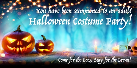 Adult Halloween Costume & Cocktail Party! tickets