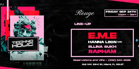EME at Le Rouge tickets
