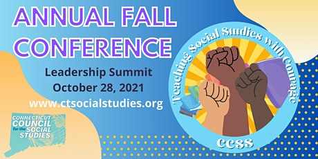 Teaching Social Studies with Courage Leadership Summit tickets