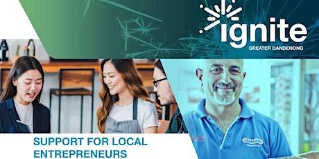 Ignite Masterclass-Meet Local Masters tickets