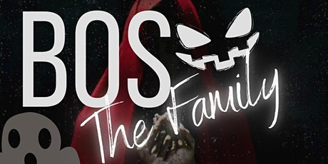 Bos The Family Halloween Bash tickets