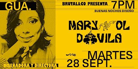 Buenas Noches: Marysol Dávila entradas