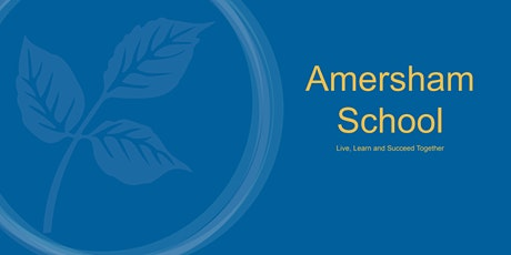 Amersham School Open Evening - Session 2 (6:30pm - 8:00pm) tickets