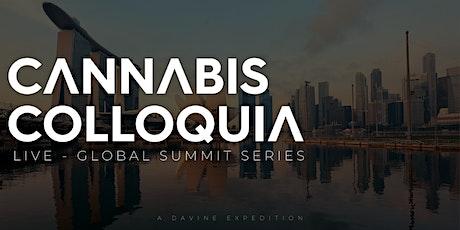 CANNABIS COLLOQUIA - Hemp - Developments In  South East Asia [ONLINE] tickets