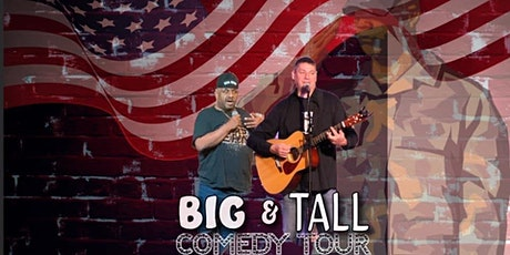 Middletown PA American Legion Fundraiser w/The Big and Tall Comedy Tour tickets