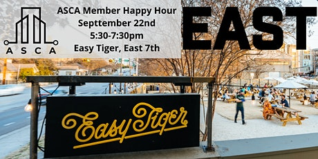 October Smart Cities Networking Event & Happy Hour, hosted by ASCA tickets