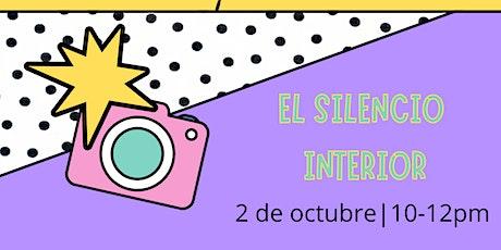 El silencio interior- Taller introductorio de fotografía terapéutica tickets