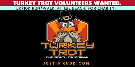 Volunteering for 2021 Long Beach Turkey Trot tickets