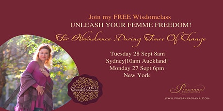 Unleash Your Femme Freedom tickets