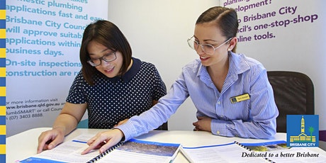 Talk to a Planner - Toowong Library - 15 November 2021 tickets