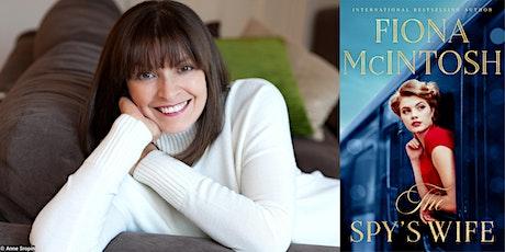 Fiona McIntosh presents The Spy's Wife tickets