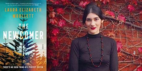 """Laura Elizabeth Woollett : """"The Newcomer"""" tickets"""