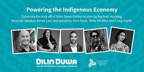 Dilin Duwa Online: Powering the Indigenous Economy – Keynote + Panel tickets