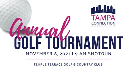Tampa Connection Annual Golf Tournament tickets
