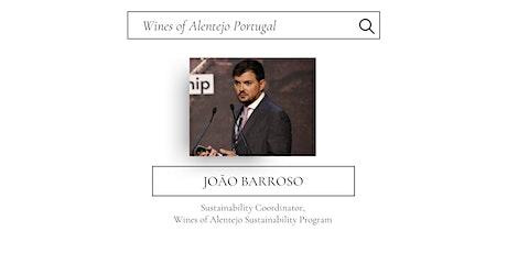 Sustainability in Wine: Wines of Alentejo Sustainability Program tickets