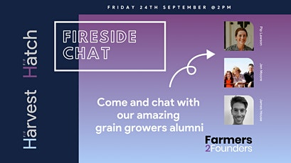 GRDC Fireside Chat tickets