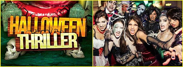 MONTREAL HALLOWEEN THRILLER 2021 | SUN OCT 31 | OFFICIAL MEGA PARTY! image