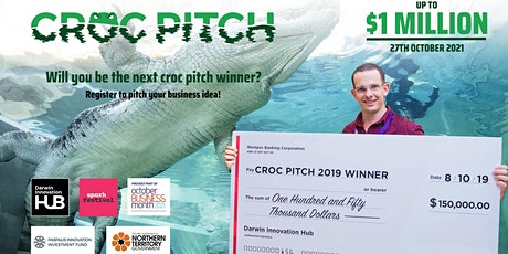 Croc Pitch 2021 tickets