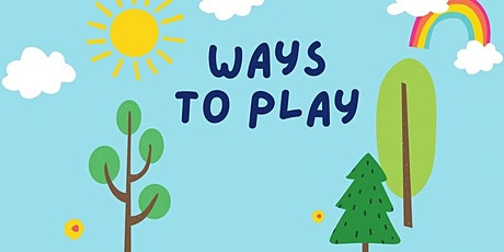 Ways To Play- Interactive play workshop for families in Boroondara tickets