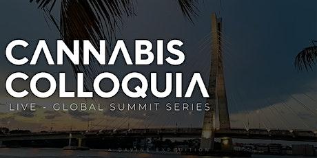 CANNABIS COLLOQUIA - Hemp - Developments In Nigeria [ONLINE] tickets