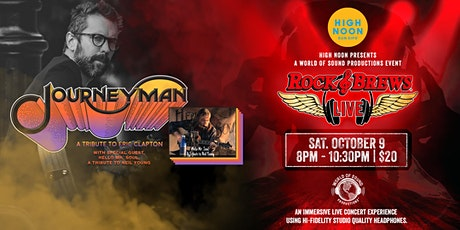 JOURNEYMAN: A Tribute to Eric Clapton tickets