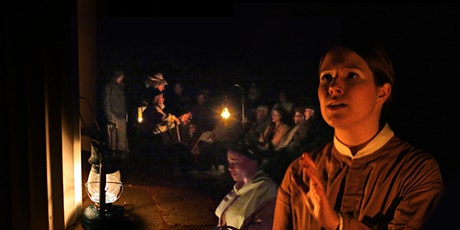Candlelight Tours (Saturday, October 23 @ 6:10) tickets