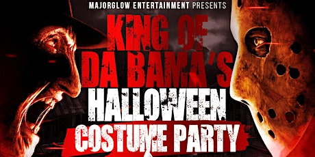King Of Da Bama's Halloween Costume Party tickets