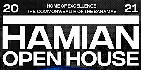 HAMIAN Open House: The Box Is Broken tickets