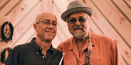 Joe Lovano and Dave Douglas Sound Prints tickets