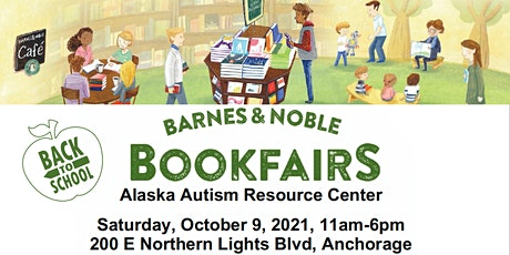 Barnes and Noble Autism Acceptance Bookfair tickets