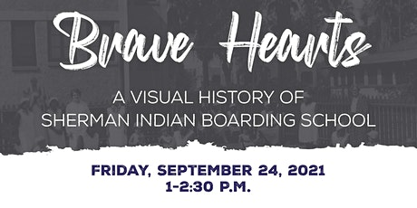 """Launch of  """"Brave Hearts"""" virtual museum tickets"""