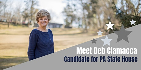 An Evening with PA State House Candidate Deb Ciamacca tickets