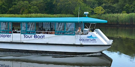 Aquarium, Butterfly Exhibit and Boat Tour! tickets
