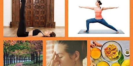 Yoga To Boost Immunity & Stimulate Lymphatic System tickets
